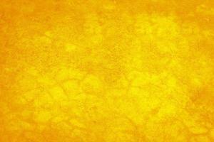 fondo de muro de hormigón amarillo