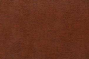 Full frame brown leather background