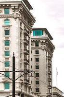 Salt Lake City, UT, 2020 - Red and white concrete building
