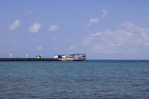 the empty port