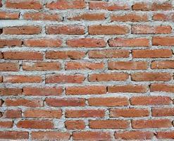 brick wall as background photo