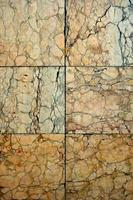 Square marble texture