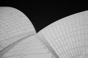 Sydney, Australia, 2020 - Arches of the Sydney Opera House