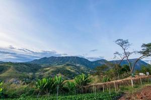 Khao Kho Mountain Nature