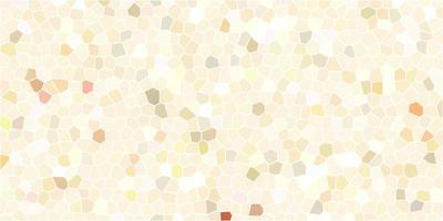 Brown mosaic background photo