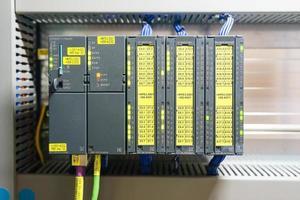 Programmable logic controller photo
