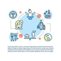 Recreational activities concept icon with text. Vacation. Life and work balance. Hobbies, relaxation.