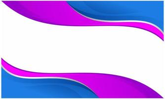 Abstract background concept. Colorful flow background vector