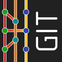 Git vector illustration