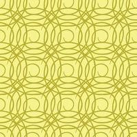 Vector seamless texture background pattern. Hand drawn, yellow, gold colors.