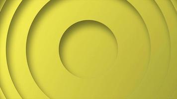 gelber Bewegungshintergrund mit Schlagschatten