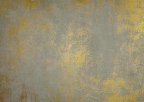hormigón de cemento de oro