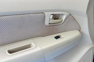 Car door panel