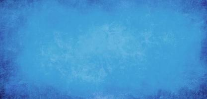 Gritty blue paper texture photo