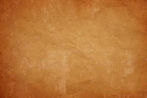 textura de papel marrón vintage antiguo