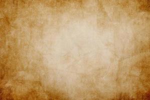 fondo de papel marrón rústico foto