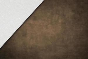 fondo marrón y blanco