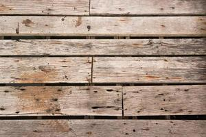 pared de listones de madera para el fondo foto