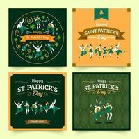 Saint Patrick's Day Card