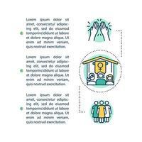 Hermanas icono de concepto de hermandad de mujeres con texto