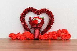 decoración del día de san valentín