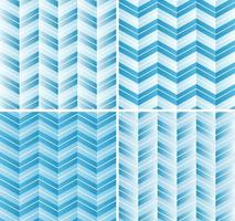 Seamless Chevron Pattern in blue gradient Color. Nice background for Scrapbook or Photo Collage. Modern Christmas Backgrounds