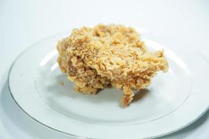Deep fried chicken