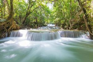 Huai Mae Khamin Waterfalls