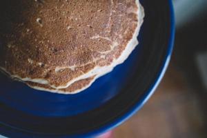 panqueques para el desayuno