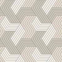 Geometric seamless pattern. vector