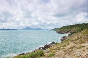 costa de koh samet en tailandia