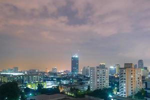 edificios en bangkok, tailandia