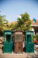 cabinas telefónicas antiguas