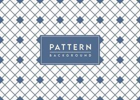 Diamond Pattern Background Textured Vector Design