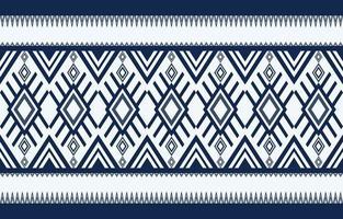 Diseño tradicional de patrón étnico geométrico étnico abstracto para un fondo