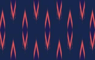 Patrón de ikat oriental étnico geométrico abstracto diseño tradicional para un fondo