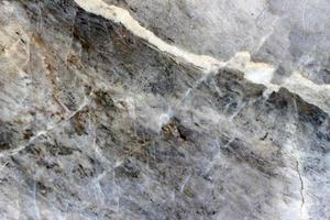 Abstract cracked marble photo