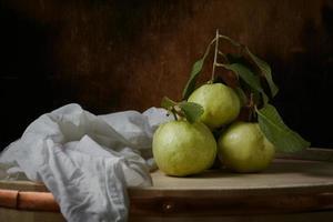 Guava still life