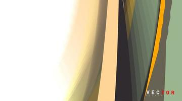 abstract vector background. Concept shape curved pattern. colorful gradient texture.