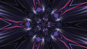 fantasía temática avance complejo geométrico vj bucle