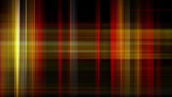 líneas parpadeantes multicolores que se mueven en un bucle