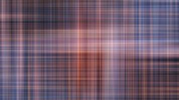 Animación de intersección de líneas digitales multicolores abstractas