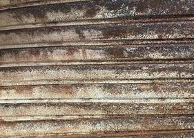 Rusty iron roller texture