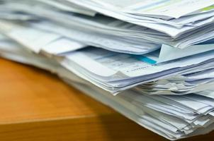 Pile of documents