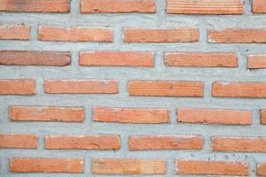 viejo muro de ladrillo