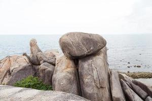 Grandfather Rock en Koh Samui, Tailandia