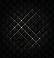 Background image of a black diamond arranged repeatedly into patterns. vector