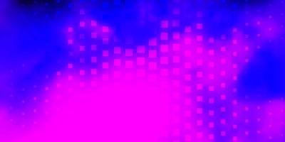 Light Purple, Pink vector layout with lines, rectangles.