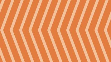 seta listrada fundo laranja claro em loop video