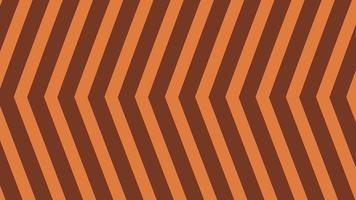 linha de seta laranja marrom fundo em loop video